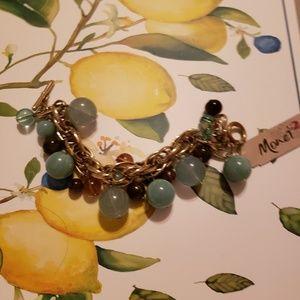 Monet2 Toggle bracelet